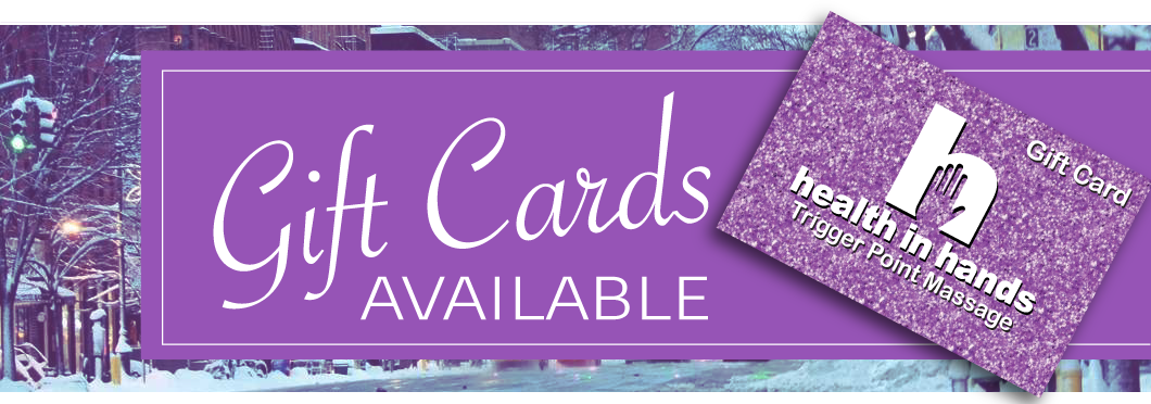 Holiday Spa Gift Cards
