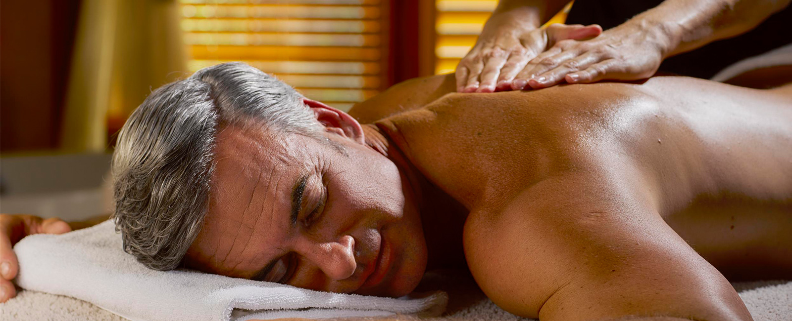 Fathers Need Massages, Too: Your Father's Day Gift Idea